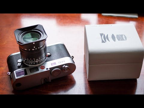 Quick Review - TTArtisan 35mm F1.4 - Affordable Glass For Leica M And Mirrorless