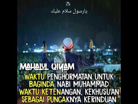 Quetes Sholawat Mahalul Qiyam Terbaru 2019