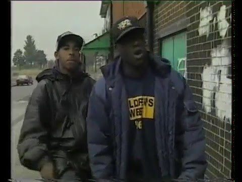 Underground inna Moss Side - Jungle Documentary 1996 - Jungle Drum & Bass Documentary