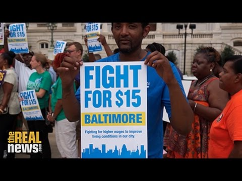Economist: Most Concerns about Baltimore's $15 Wage Hike are Unfounded