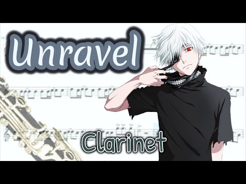 Unravel - Tokyo Ghoul Opening Full (Clarinet)
