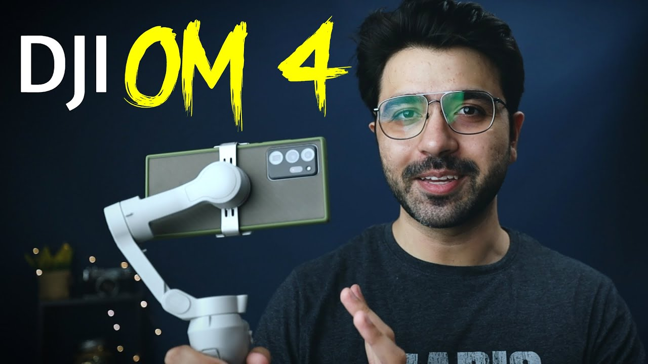 DJI OM 4 - Best Mobile Gimbal Ever? | Detailed Review