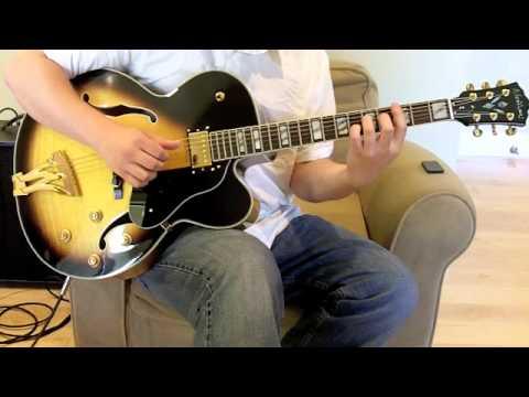 Washburn J5 video review