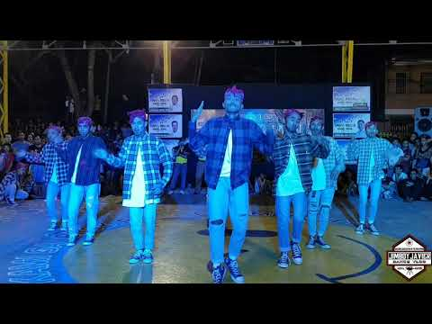 LEGIT STREET DANCE CREW - SAYAW DIGMAAN 5. BRGY REAL CALAMBA LAGUNA. APRIL 2 2019.