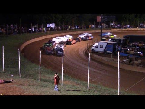 Winder Barrow Speedway KMSA Feature Race 5/21/16