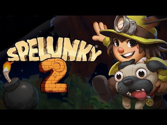 Spelunky 2 - Let's Play PogU