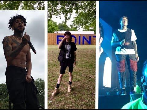GRWM: All Points East Festival (BMTH, SWS, SCARLXRD...) + VLOG