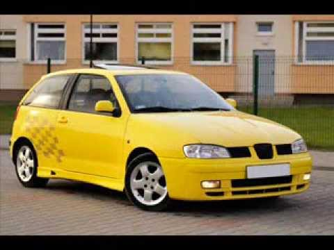 seat ibiza cupra 1 9 tdi 90 km chip youtube. Black Bedroom Furniture Sets. Home Design Ideas