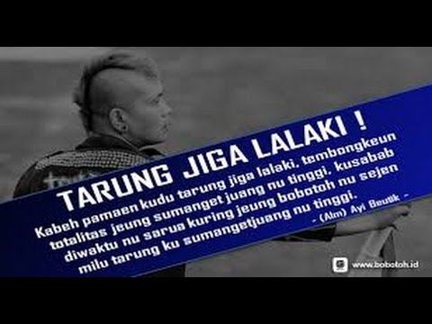 Do'a Ayi Beutik Persib Bandung Juara L Bangga Jadi Bobotoh L Cover Kuburan We Will Stay Be L HD