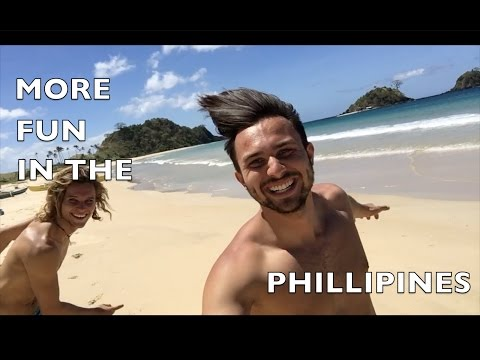 PHILIPPINES PALAWAN TRAVEL (BACKPACKING)