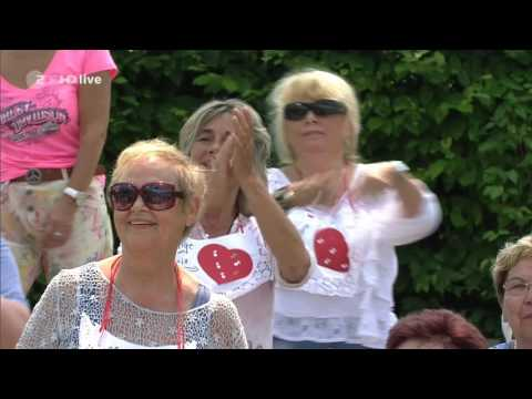 Dr Alban  Sing Hallelujah ZDFFernsehgarten  june 05, 2016