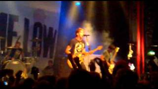 All time low live - keep the change, you filthy animal @ Stockhol, sweden