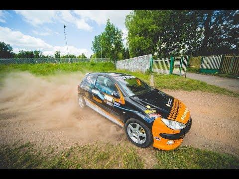 Podsumowanie sezonu 2017   Krzysztof Szturc / Mariusz Cymorek – Peugeot 206
