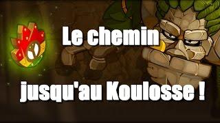 「 Dofus 」Comment aller au donjon du Koulosse - 2.33