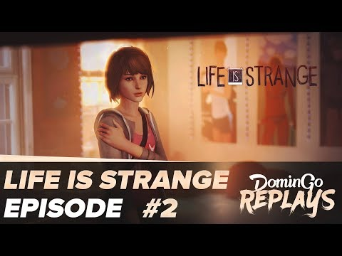 Le train qu'il valait mieux rater ! - Life Is Strange Episod