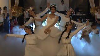 Armenian wedding Армяне. Классный танец невесты г. Красноярск Анна 07.07.