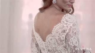 Свадебное платье русалка от VESILNA™ модель 3072
