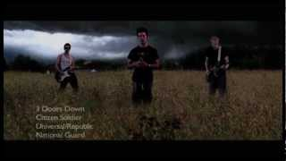 HD Citizen Soldier - 3 Doors Down Music Video