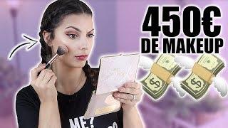 450€ EM MAKEUP... Será Que Vale a Pena? | Rita Serrano