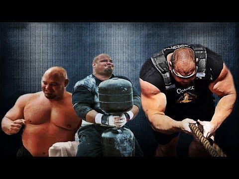 Brian Shaw Super giant 206 kg