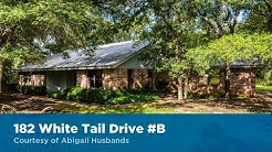 182 White Tail Drive #B Cedar Creek, TX 78612 | JP & Associates Realtors | Find Homes for Sale