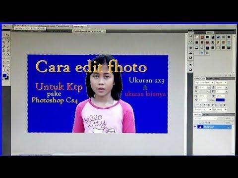30+ Trend Terbaru Cara Mengganti Background Foto Ktp Di ...