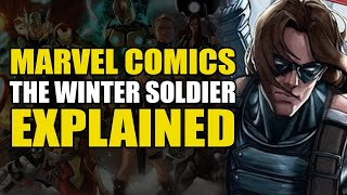 Marvel Comics - The Winter Soldier Explained