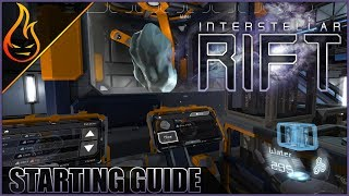How To Get Started Guide Interstellar Rift