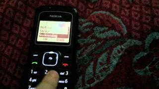 Nokia 1202 ringtones and SMS tones