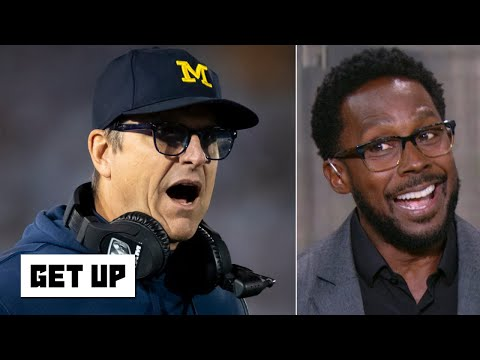 Forget Jim Harbaugh! - Paul Finebaum calls on Desmond Howard to save Michigan | Get Up