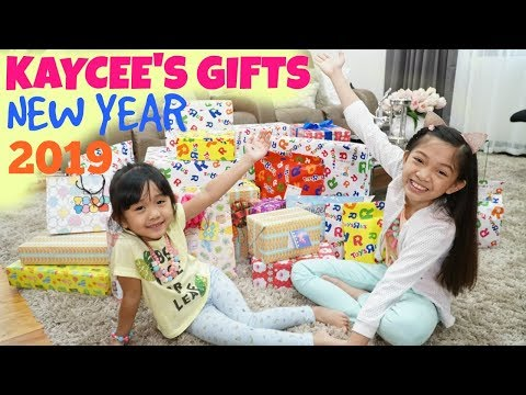 KAYCEE'S NEW YEAR'S GIFTS 2019