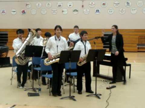 south habersham middle school jazz band