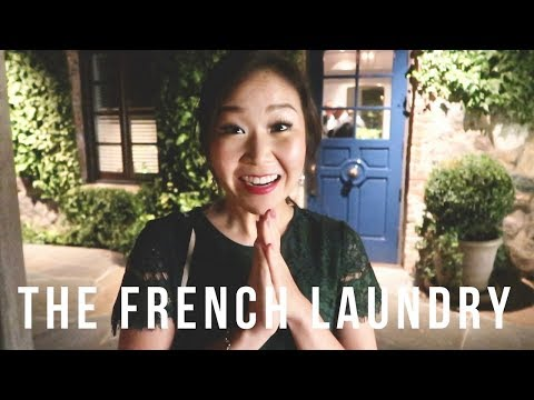 EileneEats: The French Laundry + TOUR | NorCal Vlog Series P