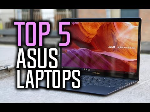 Best ASUS Laptops in 2018 - ASUS Laptop Reviews