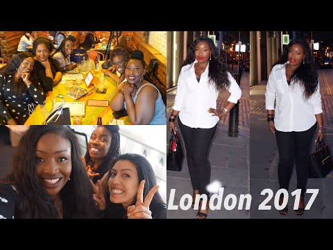 A week in London Vlog 2017