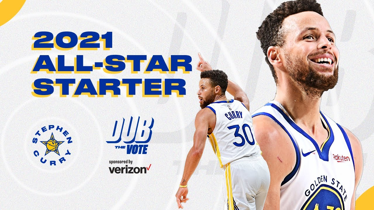 Warriors' Steph Curry named All-Star starter for seventh time