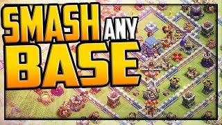 Smash ANY Base with this EASY Attack in Clash of Clans!