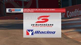 iRacing Official V8 Supercar Series - Round 12, Bathurst