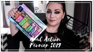HAUL ACTION FEVRIER 2019