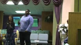Heart of God Ministries/Elizabeth & Resian singing