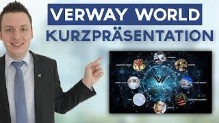 Verway AG World | Kurz - Präsentation Business Präsentation | Simeon Wilhelm