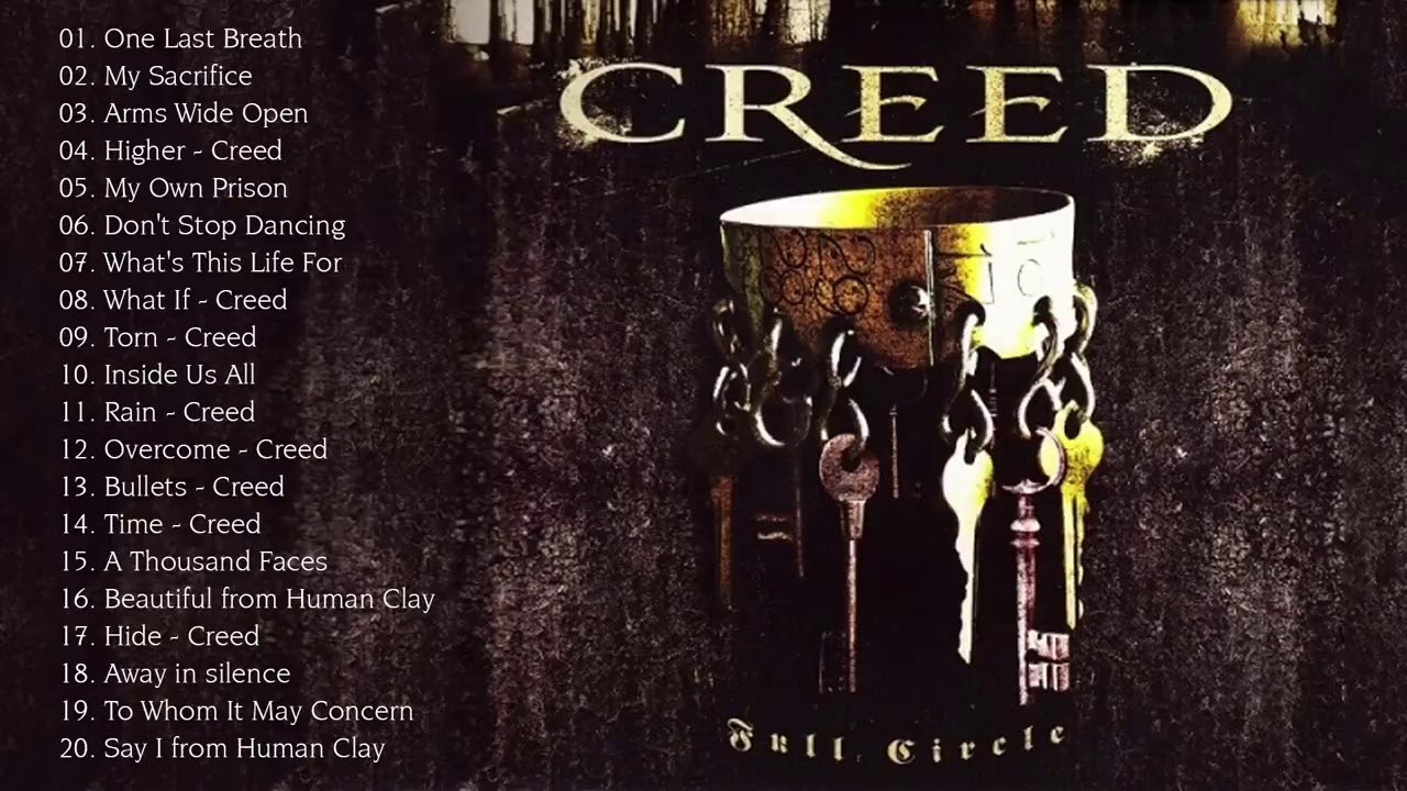 Download Creed Greatest Hits Full Album     The Best Of Creed Playlist 2021     Best Songs Of Creed