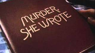 Murder, She Wrote Theme