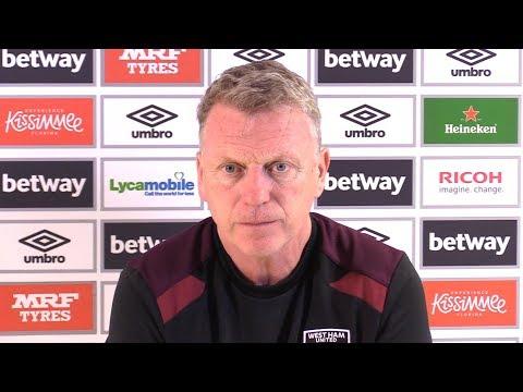David Moyes Full Pre-Match Press Conference - Chelsea v West Ham - Premier League