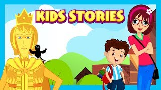 KIDS STORIES - STORIES TO LEARN || MORAL STORIES - HAPPY PRINCE & MORE