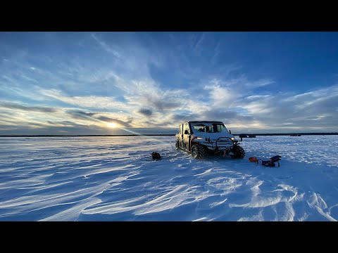 1ST ANNUAL ICE FISHING UPPER RED LAKE 2019