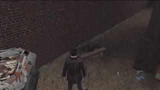 Mini Two Best Friends Play: Max Payne 2