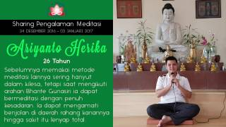 Video Cara Meditasi yang Ampuh - Sharing oleh ARIYANTO HERIKA download MP3, 3GP, MP4, WEBM, AVI, FLV November 2017