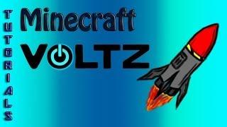 Voltz الدروس - ICBM Voltz الأبراج - Gun, الليزر, AA برج Railgun!