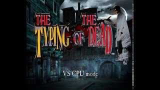 Let's Play The Typing of the Dead: Full Game